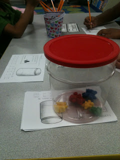 Math and Science Centers Begin!