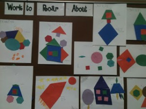 Shapes, and more SHAPES!
