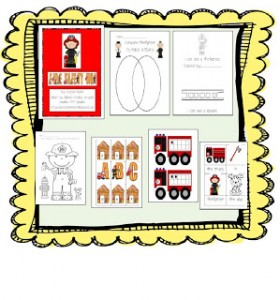 Fire Safety Theme Unit Posted!!