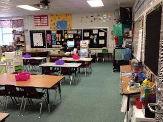 Classroom Pics!