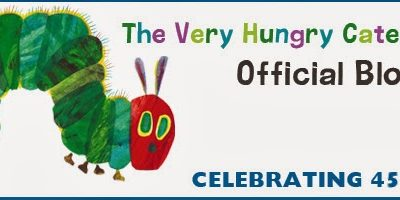 It's a CELEBRATION! The Very Hungry Caterpillar Style With a Giveaway!