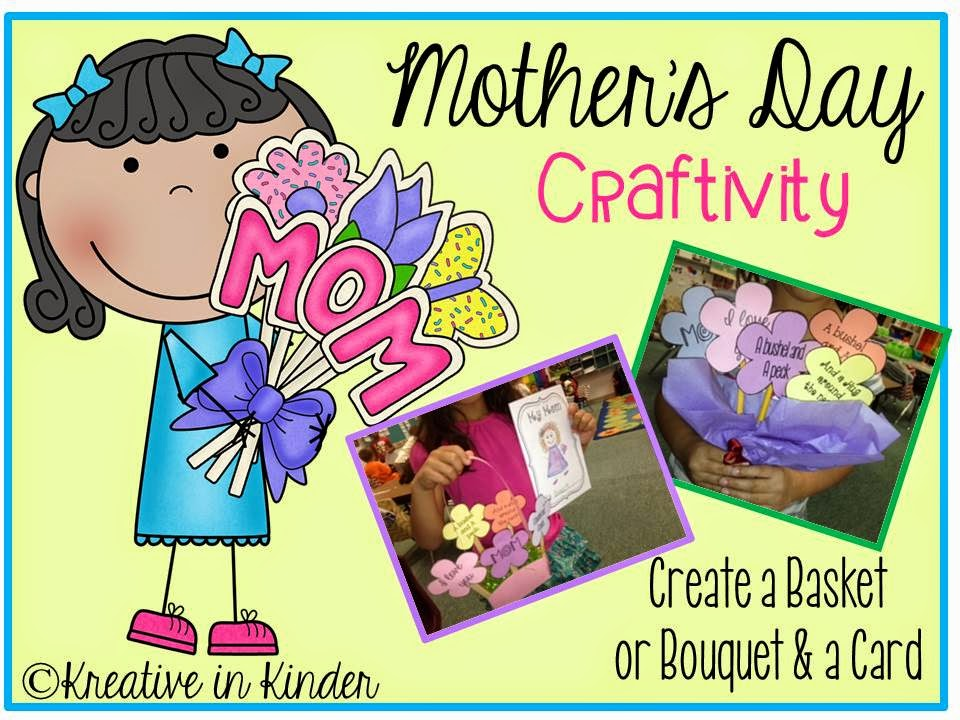 My head is about to explode & A Mother's Day Craft!