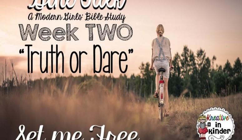 Girl Talk Book Study: Week TWO