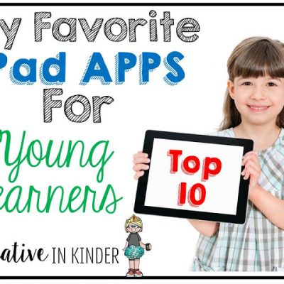 Top 10 iPad Apps For Kids!