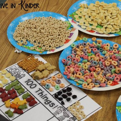 The 100th Day of School is Coming!