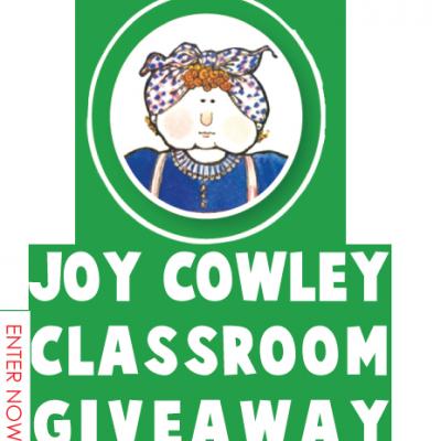 Joy Cowley Giveaway