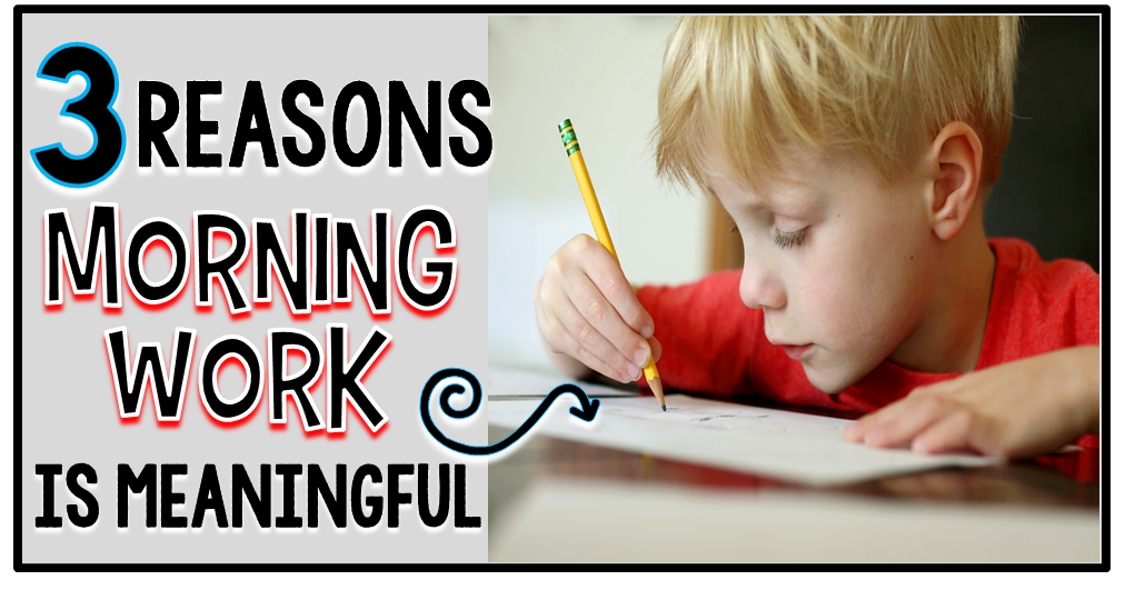 3 Reasons Morning Work Is Meaningful - Kreative in Life