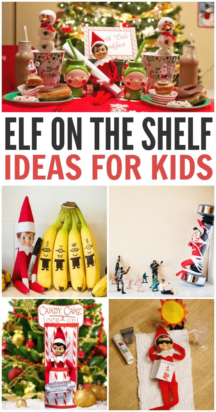 Pics of shelf elf on the