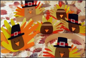10 Fun Thanksgiving Crafts for Kids