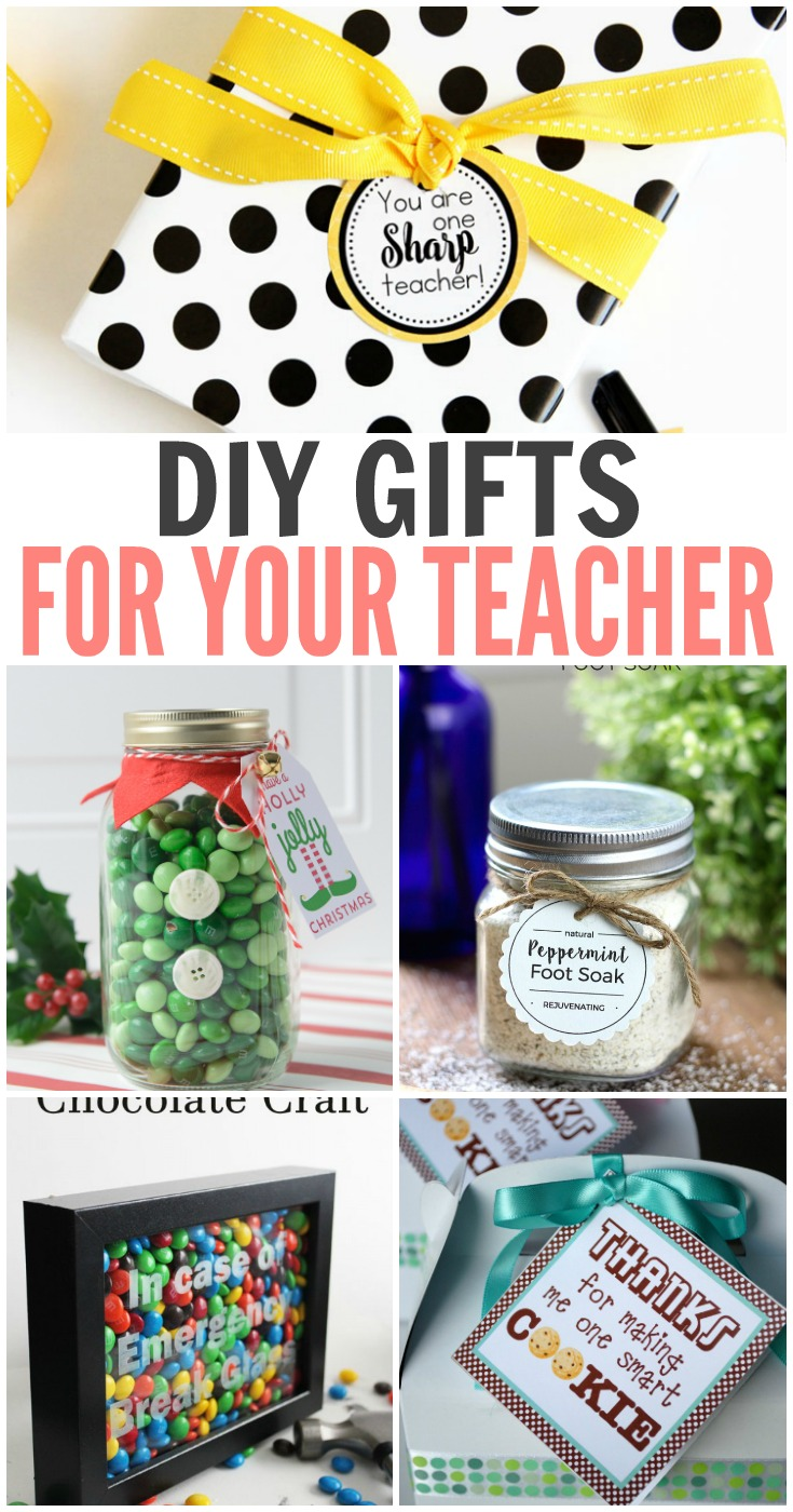 DIY Gifts for Your Teacher