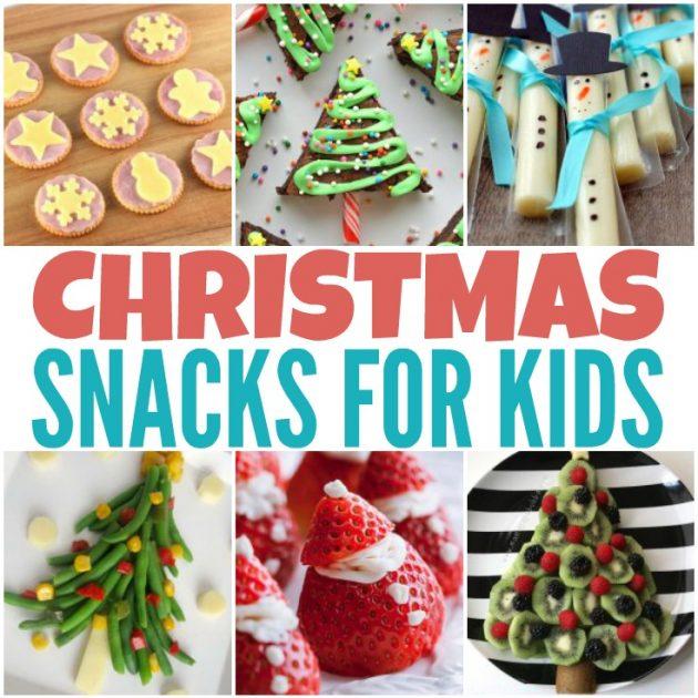 Delicious Christmas Snacks