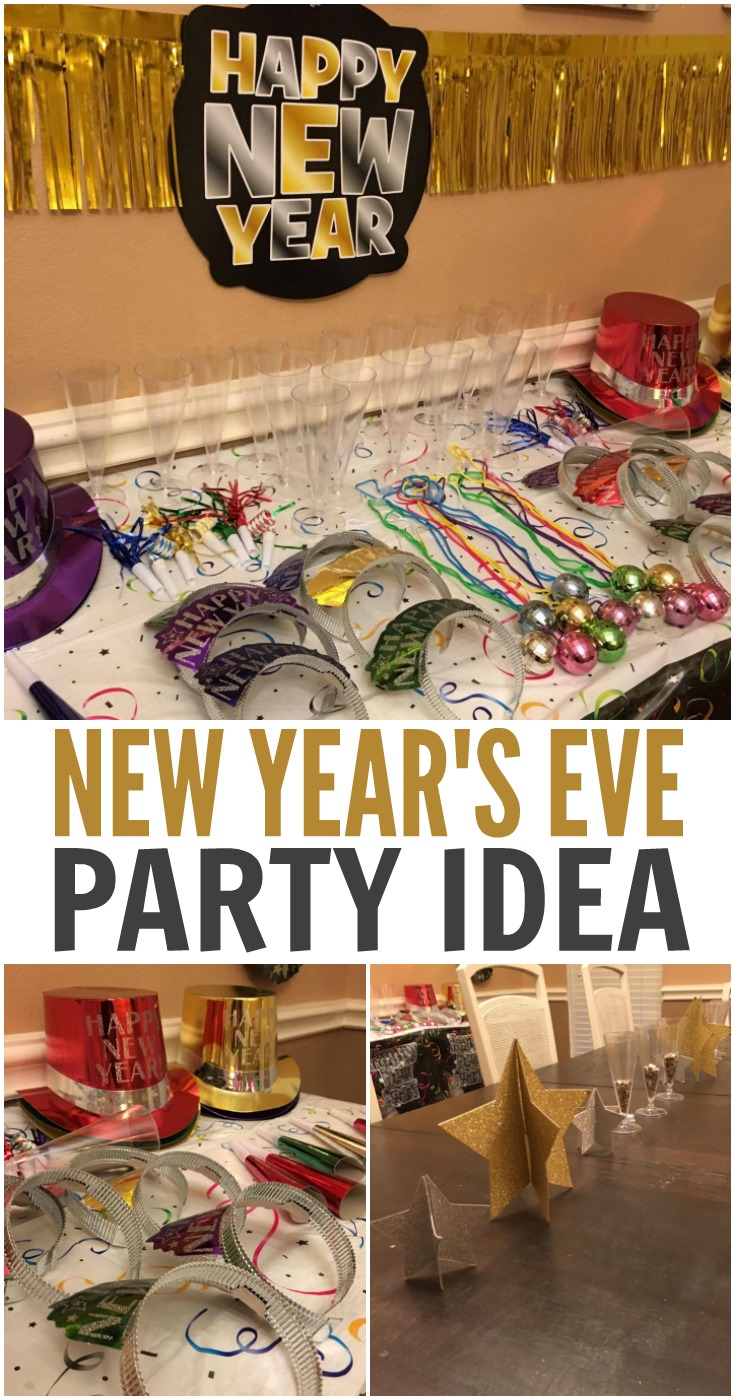 Fun New Year's Eve Party Idea