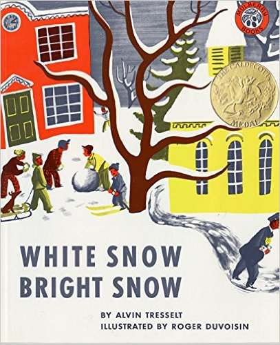White Snow, Bright Snow