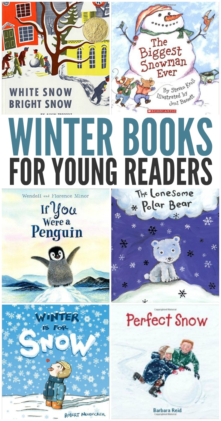 Awesome Winter Books for Young Readers