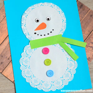 cute-doily-snowman-craft-1