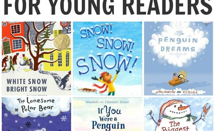 Winter books for Young Readers