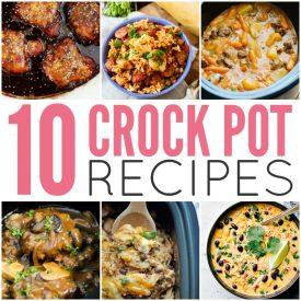 Great Crock Pot Recipes