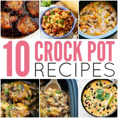 Great Crock Pot Recipes