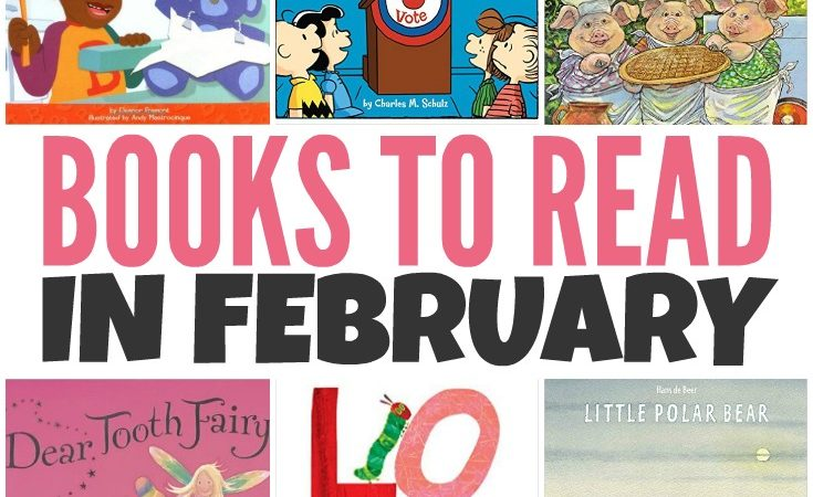 Books to Read in February