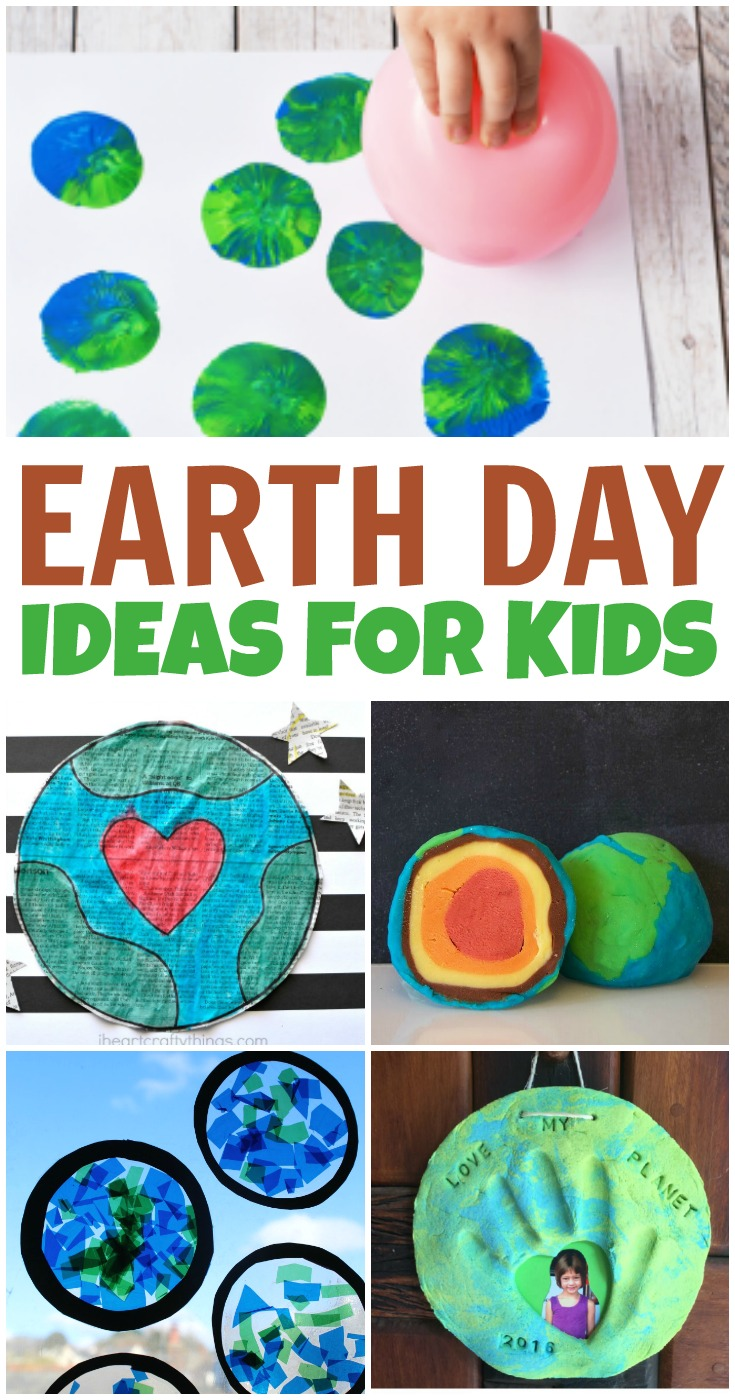 Fun Earth Day Ideas for Kids to Make