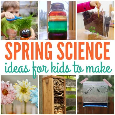 Spring Science Ideas