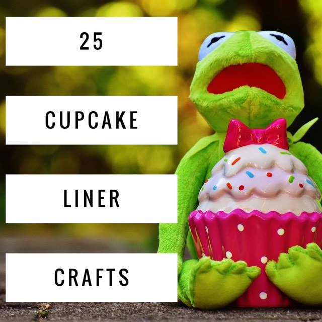 25 Creative Cupcake Liner Crafts for Kids