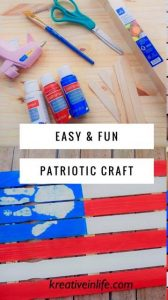 How To Create A Simple Patriotic Craft