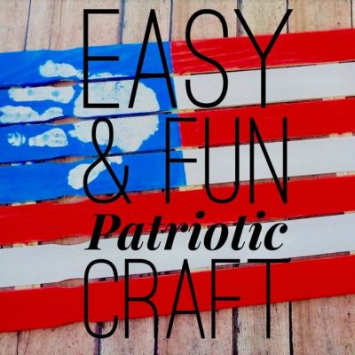How to Create a Simple but Fun Patriotic Craft