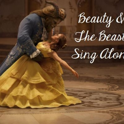 Beauty & The Beast Sing Along Coming Soon
