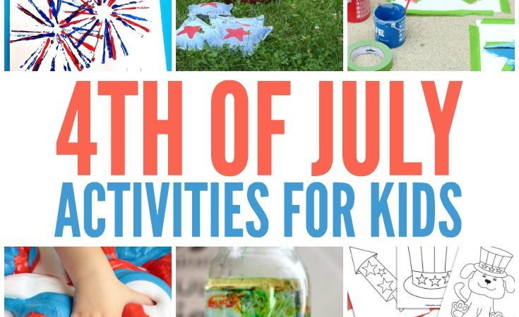 Fun 4th of July Activities