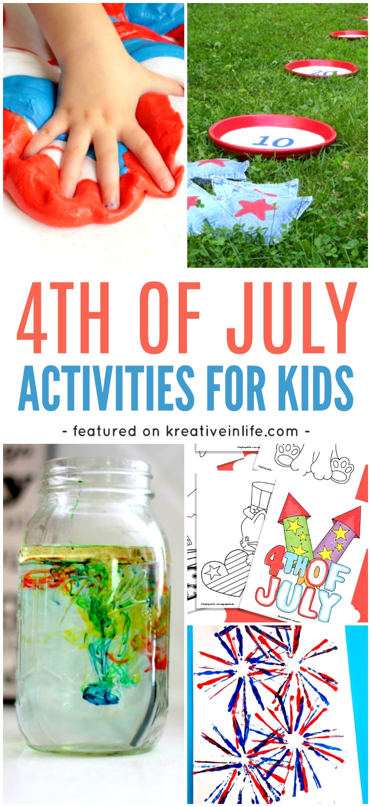 Fun 4th of July Activities for Kids