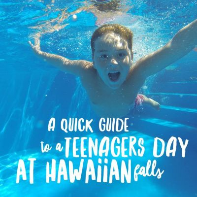 A Quick Guide to a Teenagers Day at Hawaiian Falls