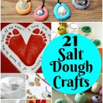 21 Salt Dough Crafts