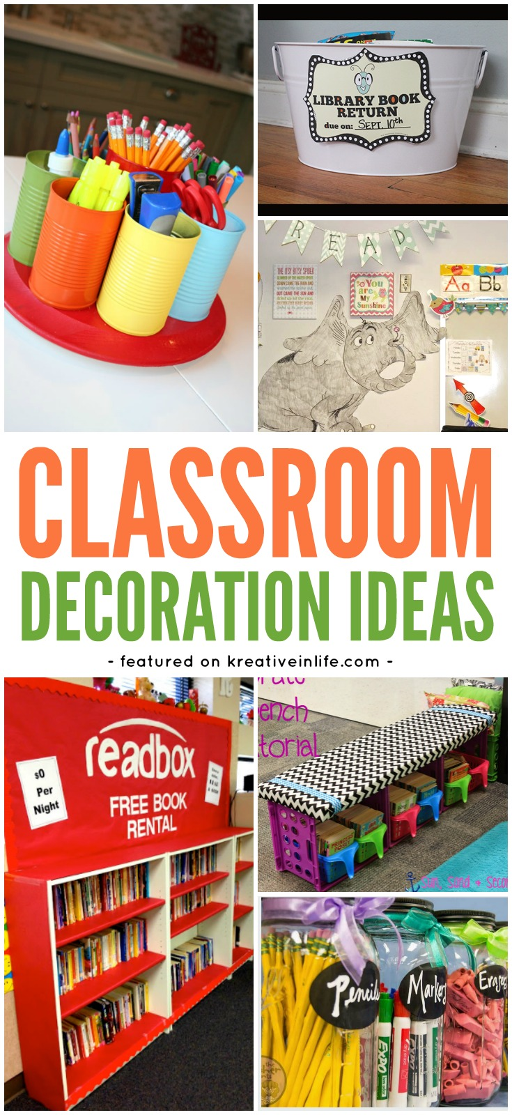 Teachers Classroom Decoration Ideas