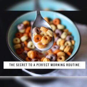 The Secret to A Perfect Morning Routine Is Easier Than You Think