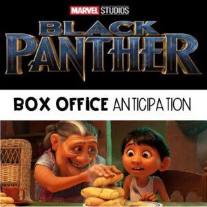 Box Office Anticipation!