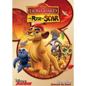 The Lion Guard: The Rise of Scar Free Print & Play Actvities