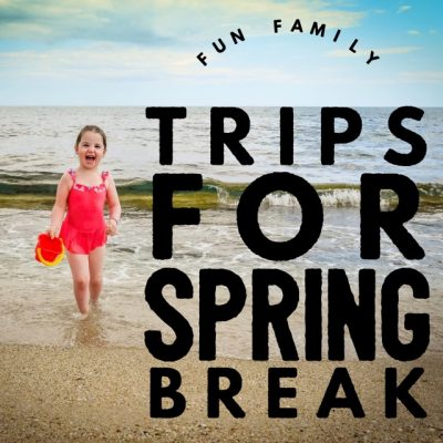 Fun Family Trips For Spring Break