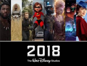 Disney's 2018 Movies Line Up: Something For Everyone!