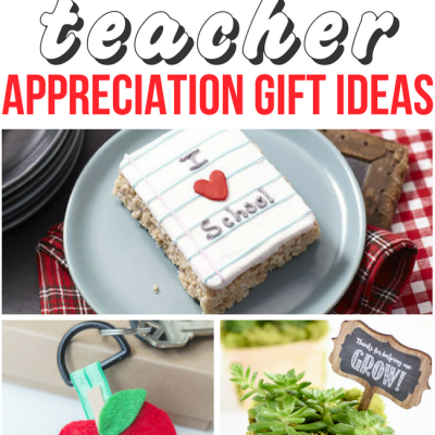 20 Teacher Appreciation Gift Ideas