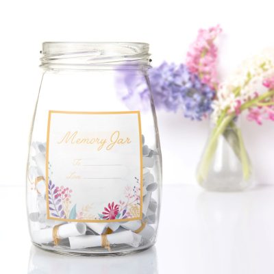 A DIY Memory Jar For Mother's Day