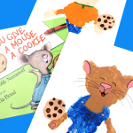 If You Give A Mouse A Cookie {BOOK} Craft