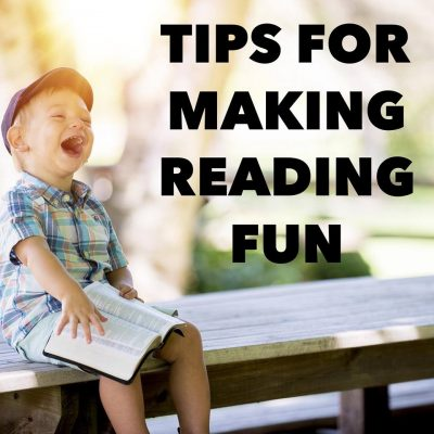 Tips For Making Reading Fun
