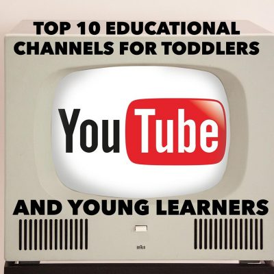 Top 10 Educational YouTube Channels for Toddlers & Early Learners