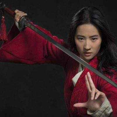 "PRODUCTION BEGINS ON DISNEY'S LIVE-ACTION ""MULAN"""