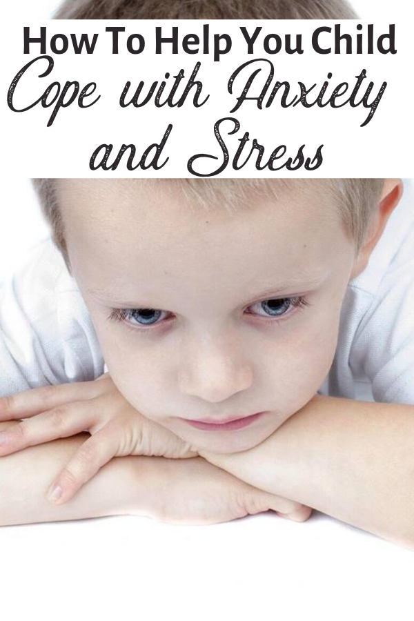 childhood anxiety and stress