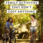 Family Activities That Don't Cost a Dime