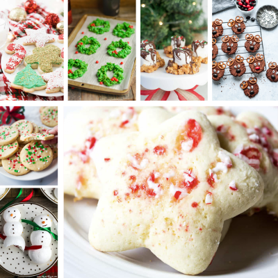 Christmas Cookies To Make With Your Kids
