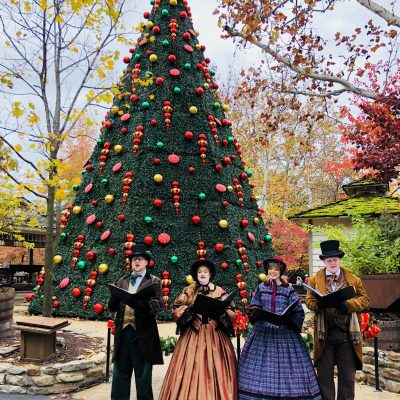Visit Branson For An Ozark Mountain Christmas