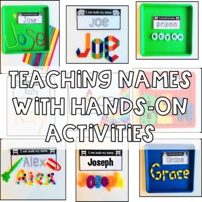 Teaching Names to Young Learners